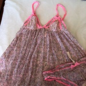 Cute and sexy nightie. NWOT